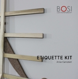 etiquette kit catalog cover